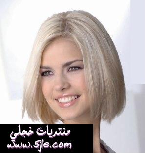 موضه الشعر الطويل 2012 موضه