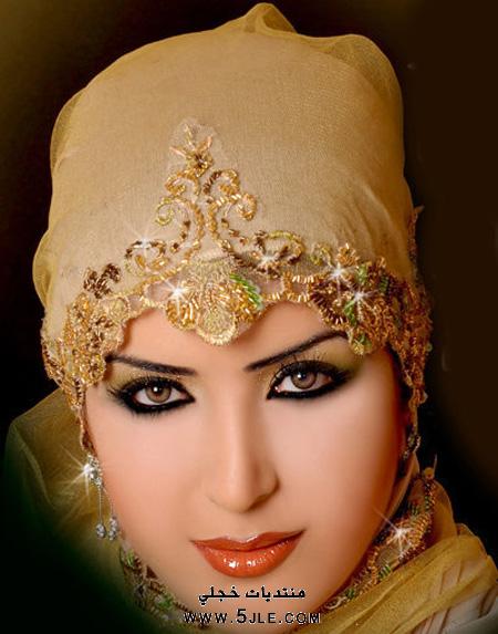 مكياج عماني 2012 مكياج عماني