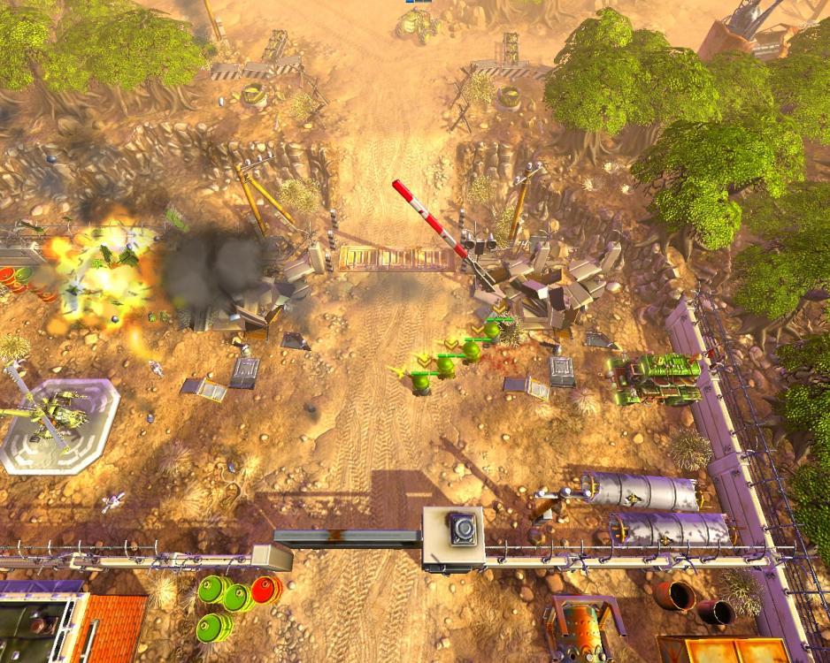 تحميل لعبة Cannon Fodder