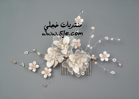 اكسسوارات للعرايس 2012