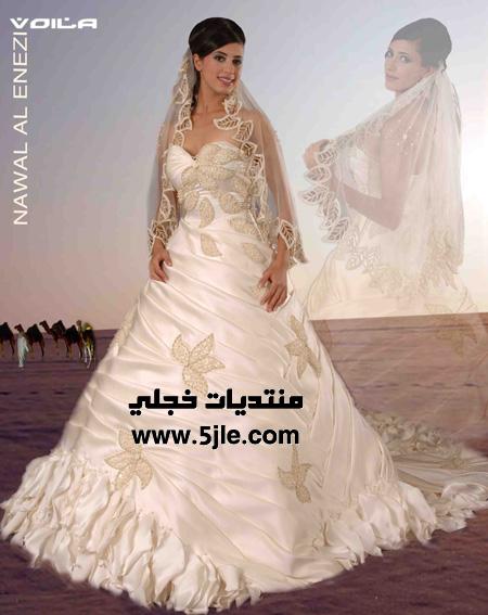 تشكيلة فساتين زفاف 2012