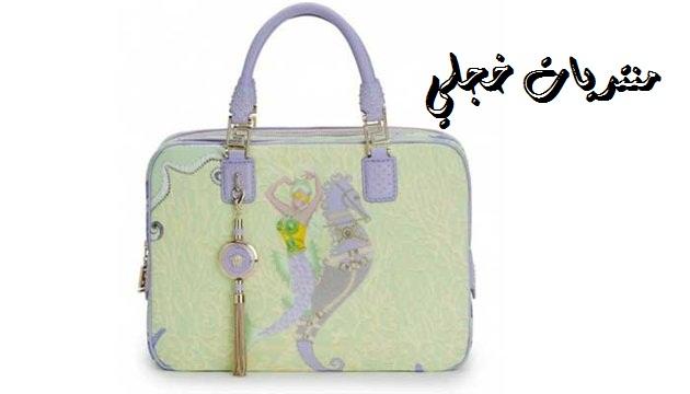 حقائب وصنادل فيرساتشي ربيع 2012