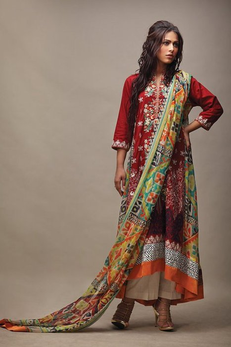 ازياء باكستانية 2012 ازياء باكستانية