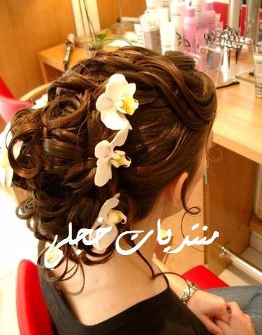 تسريحات زواجات 2012 تسريحات زواجات