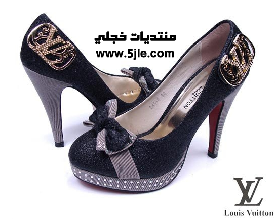 شوزات ماركة لويس فيتون احذية