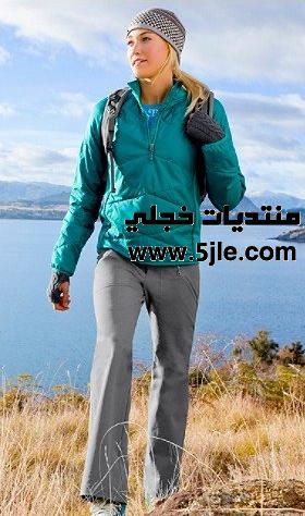 ملابس رياضيه للبنات 2012