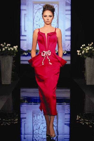 اجدد الفساتين للمراهقات 2012 فساتين