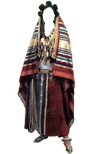 الملابس التونسية 2012 الازياء التونسية