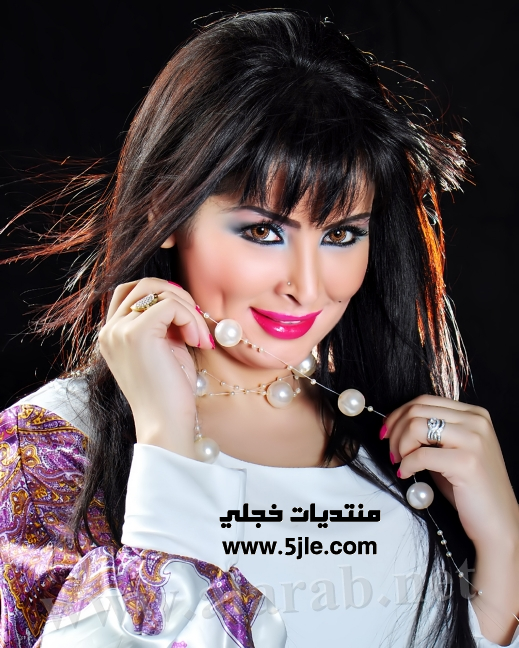 مكياج سعودي 2012 سعودي
