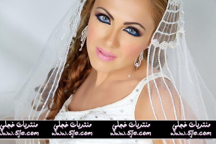 مكياج نادية