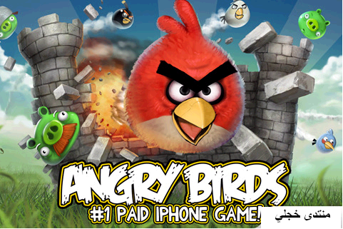 ���� ������ ������� Angry Brids