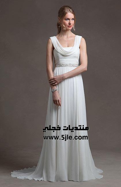 كتالوج فساتين زفاف 2012