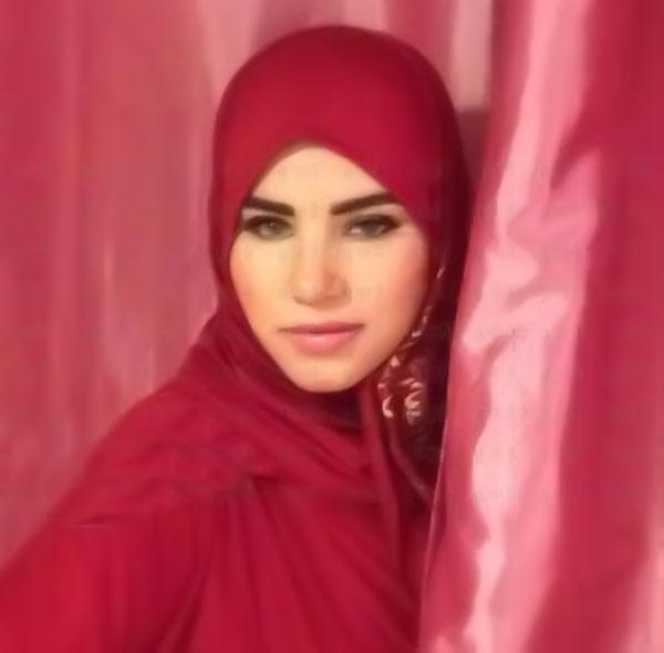 مروة ترتدي الحجاب مروة محجبة